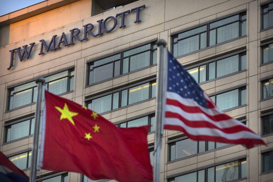 Marriott Hiinas